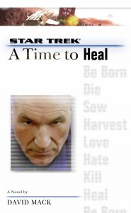 "71L1BfnKQGL 185x300 ""Star Trek: The Next Generation: 8 A Time To Heal"" Review by Trek Lit Reviews"