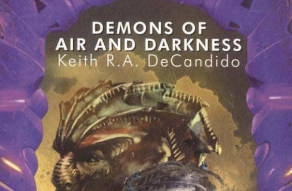 """""""Star Trek: Deep Space Nine: Gateways: 4 Demons of Air and Darkness"""" Review by Tor.com"""