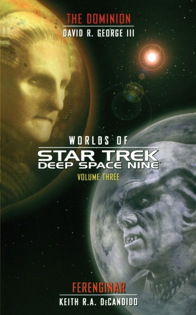 Worlds Of Star Trek: Deep Space Nine: Volume 3: The Dominion and Ferenginar Review by Tor.com