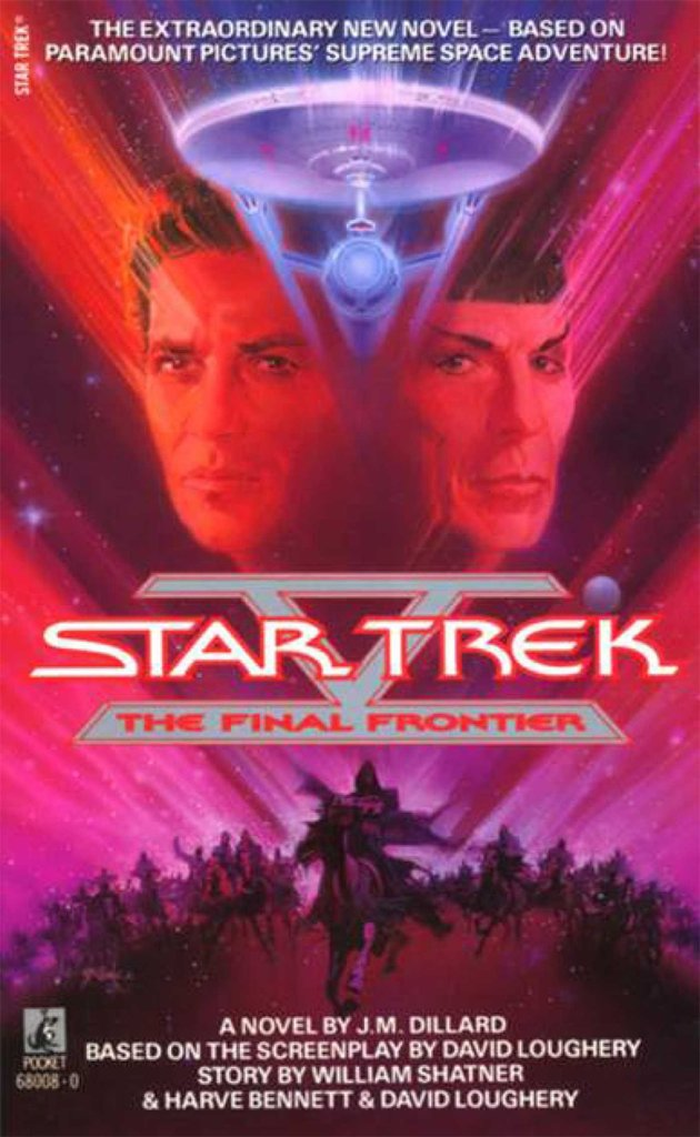 Star Trek V: The Final Frontier Review by Redshirtsalwaysdie.com