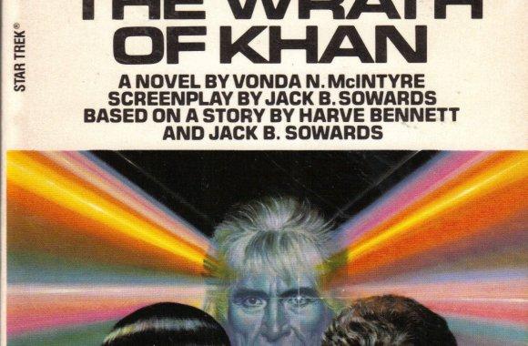 Author Sighting: William Leisner on Enterprising Indivduals for Star Trek 2: The Wrath of Kahn