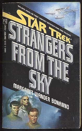 Star Trek: Strangers From The Sky Review by Positivelytrek.libsyn.com