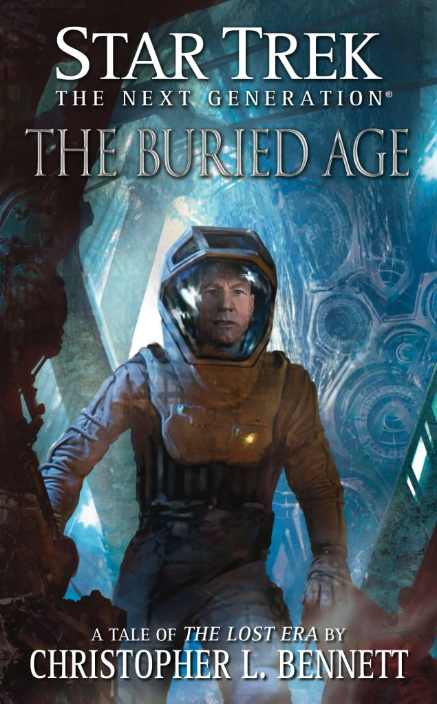 Star Trek: The Next Generation: The Buried Age Review by Blog.trekcore.com