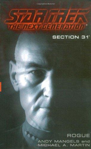 4144KsdWMTL Star Trek: The Next Generation: Section 31: Rogue Review by Blog.trekcore.com