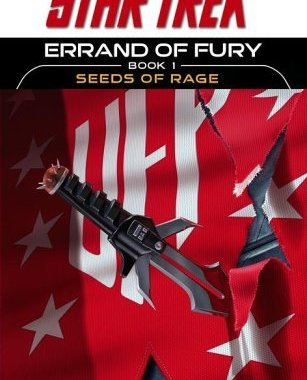 Star Trek Book Deal Alert! Star Trek: The Original Series: Errand of Fury for only $.99!