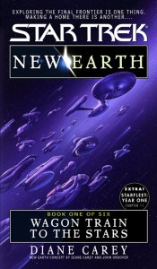 "cvr9781471107788 9781471107788 hr 175x300 ""Star Trek: New Earth: Book 1: Wagon Train To The Stars"" Review by Trek Lit Reviews"