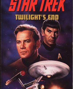 """Star Trek: 77 Twilight's End"" Review by Deepspacespines.com"