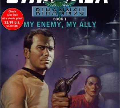 """Star Trek: 18 Rihannsu 1 – My Enemy, My Ally"" Review by Redshirtsalwaysdie.com"