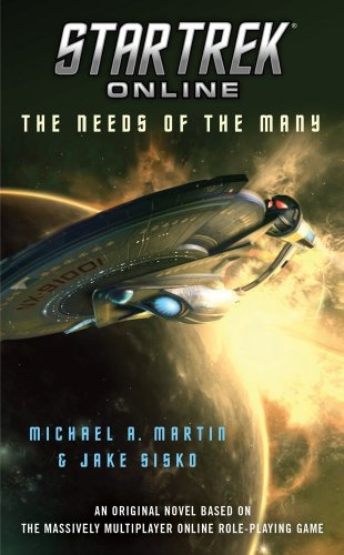 Star Trek: Online: The Needs of the Many Review by Positivelytrek.libsyn.com