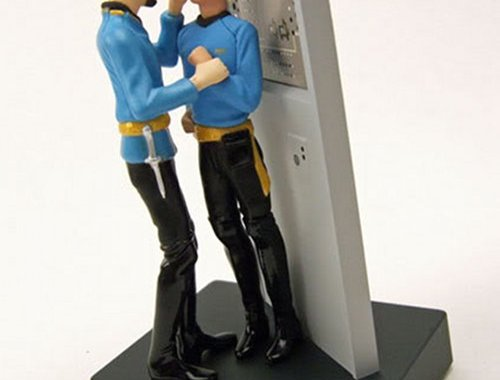 Mirror, Mirror Star Trek Electronic Ornament