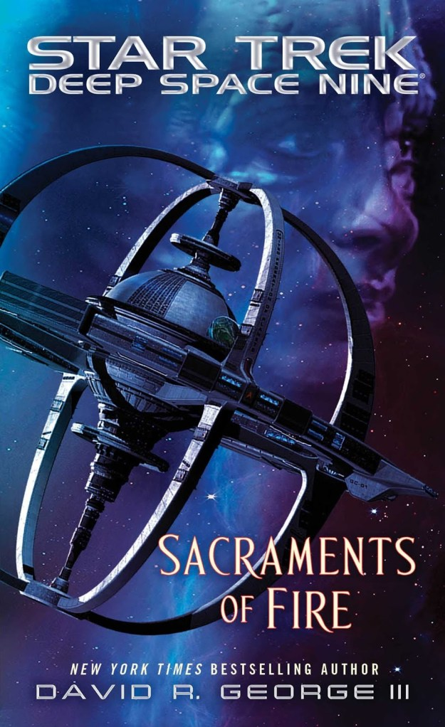 Star Trek: Deep Space Nine: Sacraments of Fire Review by Tor.com
