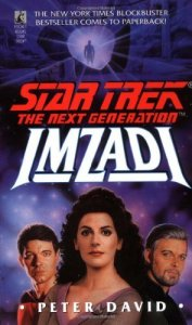 "51v3x1fX5jL 177x300 ""Star Trek: The Next Generation: Imzadi"" Review by Literary Treks"