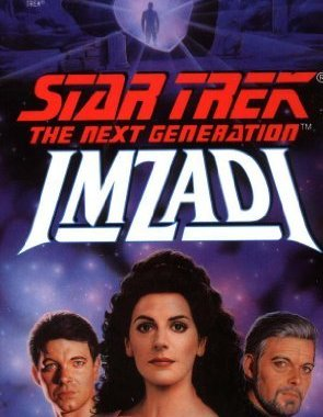 """Star Trek: The Next Generation: Imzadi"" Review by Deepspacespines.com"