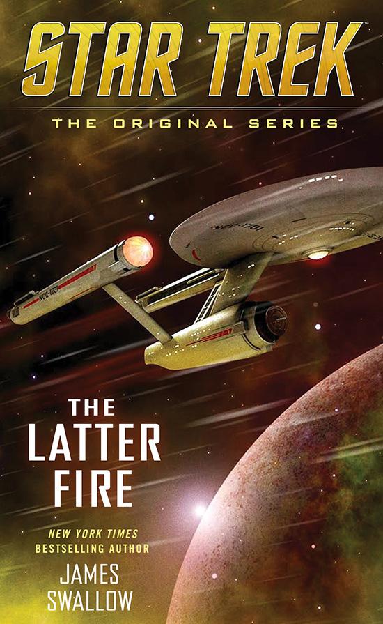 Star Trek: The Original Series: The Latter Fire Review by Motionpicturescomics.com