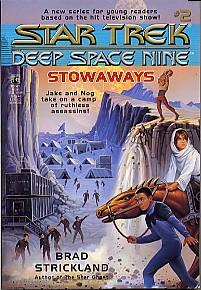 Star Trek: Deep Space Nine: 2 Stowaways Review by Deepspacespines.com