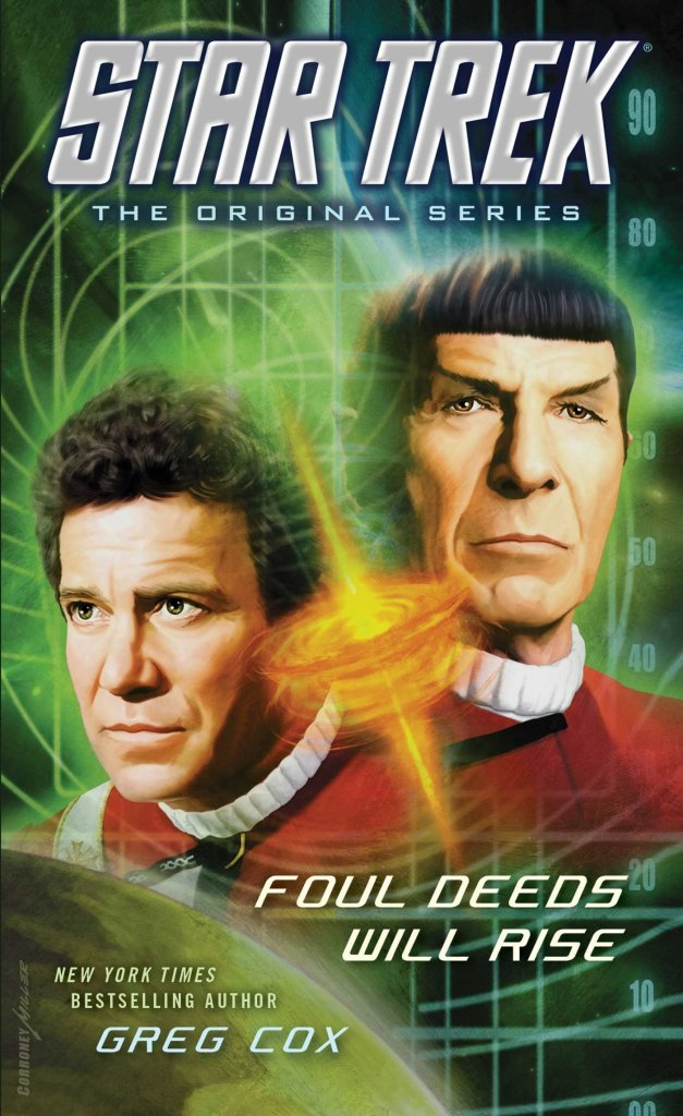 Star Trek: The Original Series: Foul Deeds Will Rise Review by Motionpicturescomics.com