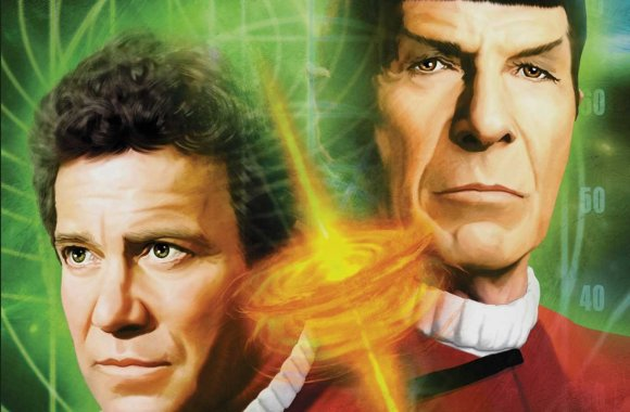 """Star Trek: The Original Series: Foul Deeds Will Rise"" Review by Motionpicturescomics.com"