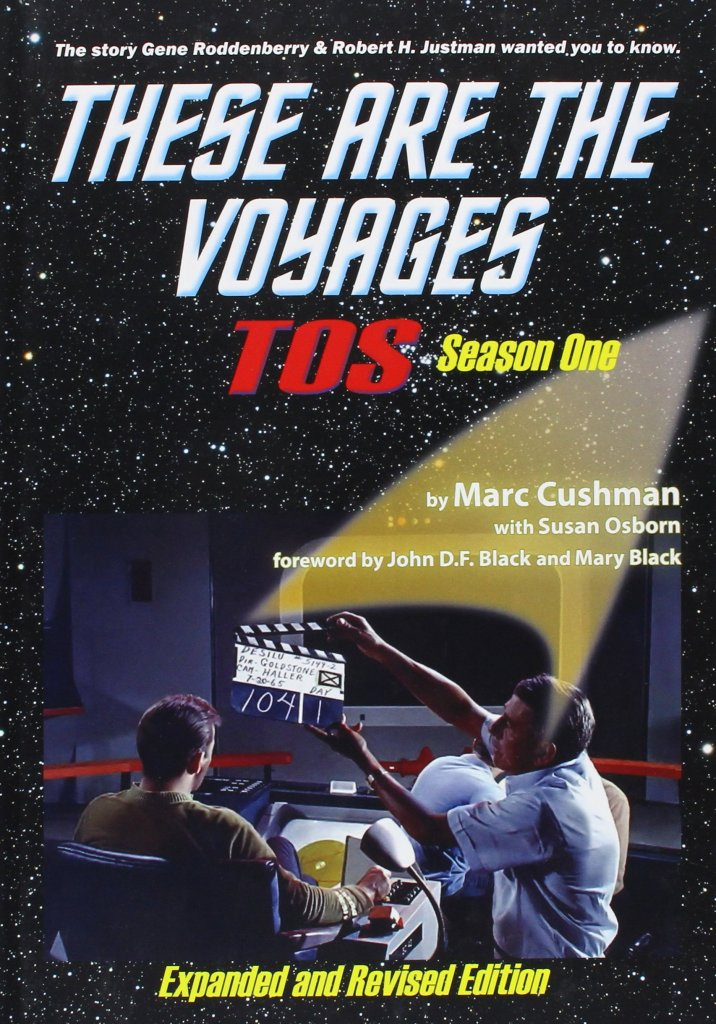 These Are the Voyages: TOS: Season 1 Revised and Expanded Edition Review by Borg.com