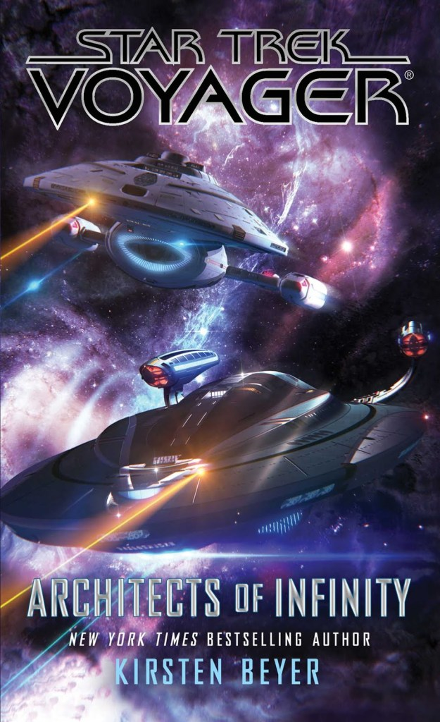 Star Trek: Voyager: Architects of Infinity Review by Scifibulletin.com