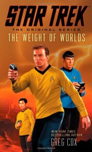 "51rR1lJc5VL 183x300 ""Star Trek: The Original Series: The Weight of Worlds"" Review by Motionpicturescomics.com"