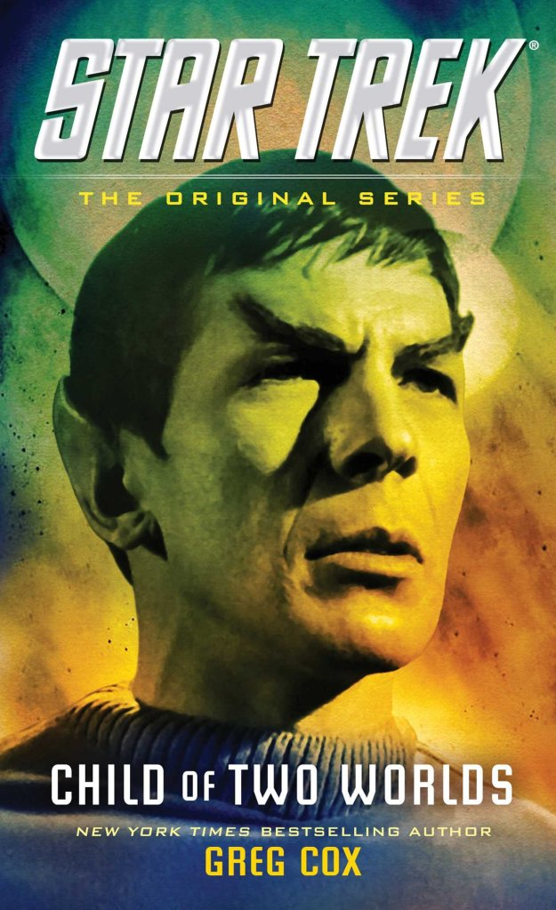 Star Trek: The Original Series: Child of Two Worlds Review by Motionpicturescomics.com