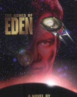 """Star Trek: The Ashes of Eden"" Review by Deepspacespines.com"