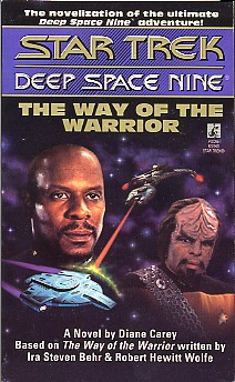 """Star Trek: Deep Space Nine: The Way of the Warrior"" Review by Deepspacespines.com"