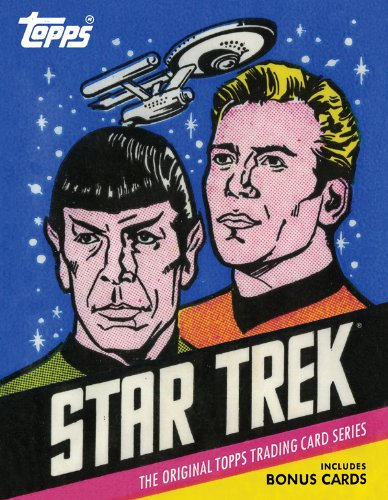 Star Trek: The Original Topps Trading Card Series Review by Thefutureoftheforce.com