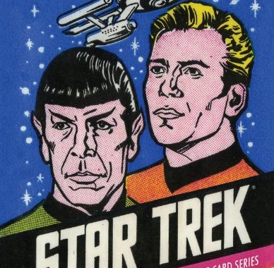 """Star Trek: The Original Topps Trading Card Series"" Review by Thefutureoftheforce.com"