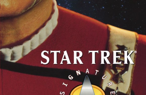 99 Cent Sale On Star Trek: Signature Series Books!