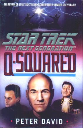 Star Trek: The Next Generation: Q Squared Review by Blog.trekcore.com