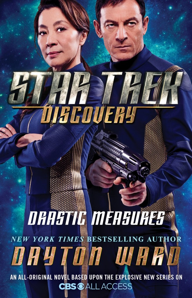 "dsc drasticmeasures cover 660x1024 ""Star Trek: Discovery: Drastic Measures"" Review by Discovery Debrief"