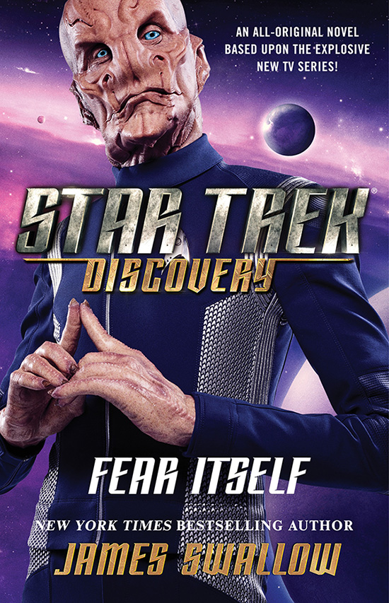 "fear itself Out Today: ""Star Trek: Discovery: Fear Itself"""