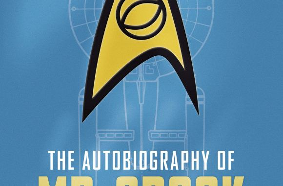 "NOT Out Today: ""The Autobiography of Mr. Spock"""