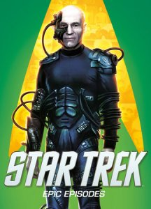 "9781785868795 216x300 Out Today: ""Star Trek: Epic Episodes"""