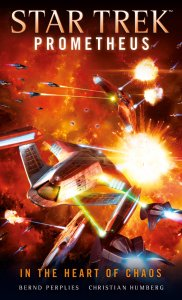 "Star Trek Prometheus In the Heart of Chaos 182x300 ""Star Trek: Prometheus: In the Heart of Chaos"" Review by Trek Core"