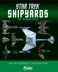 Eaglemoss Hero Collector Star Trek Shipyards The Klingon Fleet 243x300 New Book Announcement: Star Trek Shipyards: The Klingon Fleet