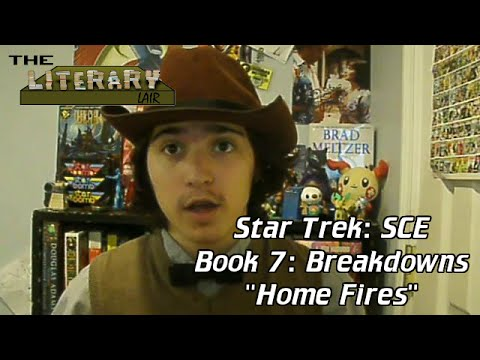 The Literary Lair: Star Trek: Home Fires