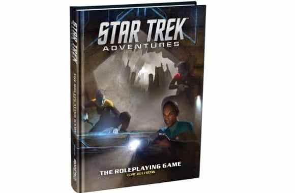 Review of Star Trek Adventures RPG by Blaine Pardoe