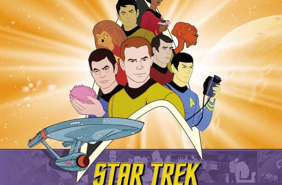 """Star Trek: The Official Guide to the Animated Series"" Review by Geeksofdoom.com"
