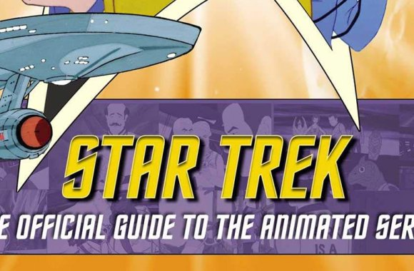 Official STAR TREK: ANIMATED SERIES Book Revealed