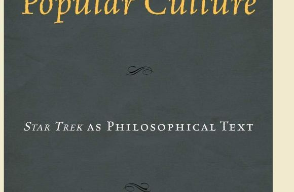 "Out Today: ""Justice and Popular Culture: Star Trek as Philosophical Text"""
