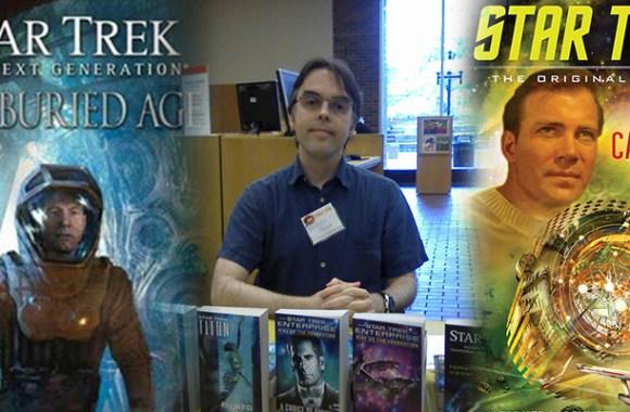 Christopher L. Bennett on TrekSphere.com