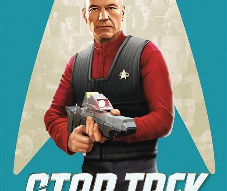 """Out Today: """"Star Trek: Picard: The Classic Chronicles"""""""