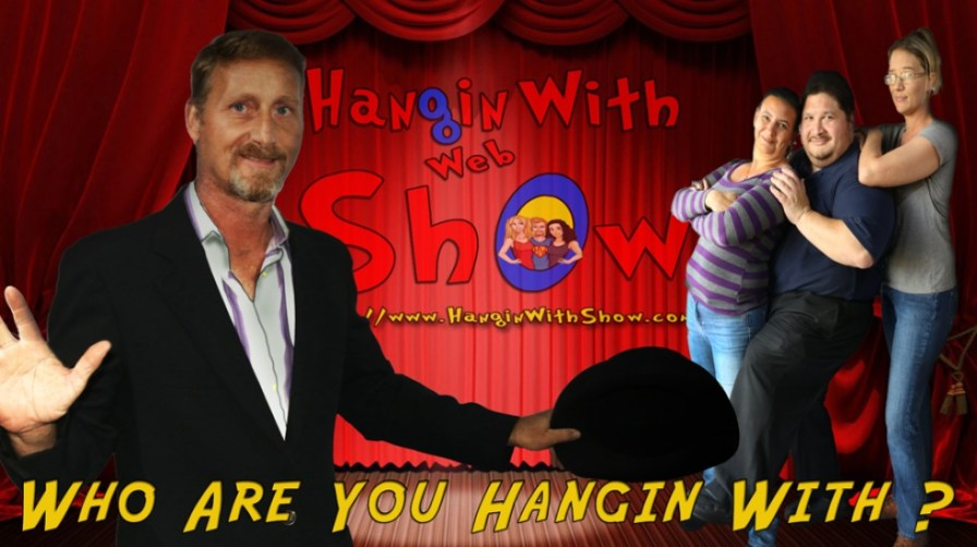 Keith R.A. DeCandido will be on Hangin' with Web Show tonight!