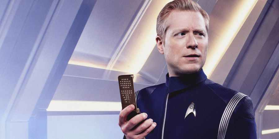 "Stamets in Star Trek Discovery 1024x512 New Star Trek: Discovery Novel ""Dead Endless"" Due Out December 17"