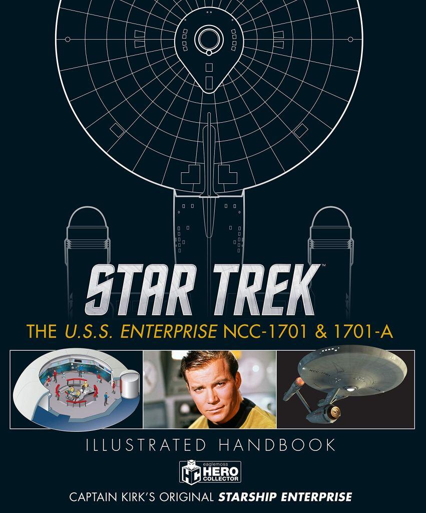 Out Today: Star Trek: The U.S.S. Enterprise NCC 1701 Illustrated Handbook