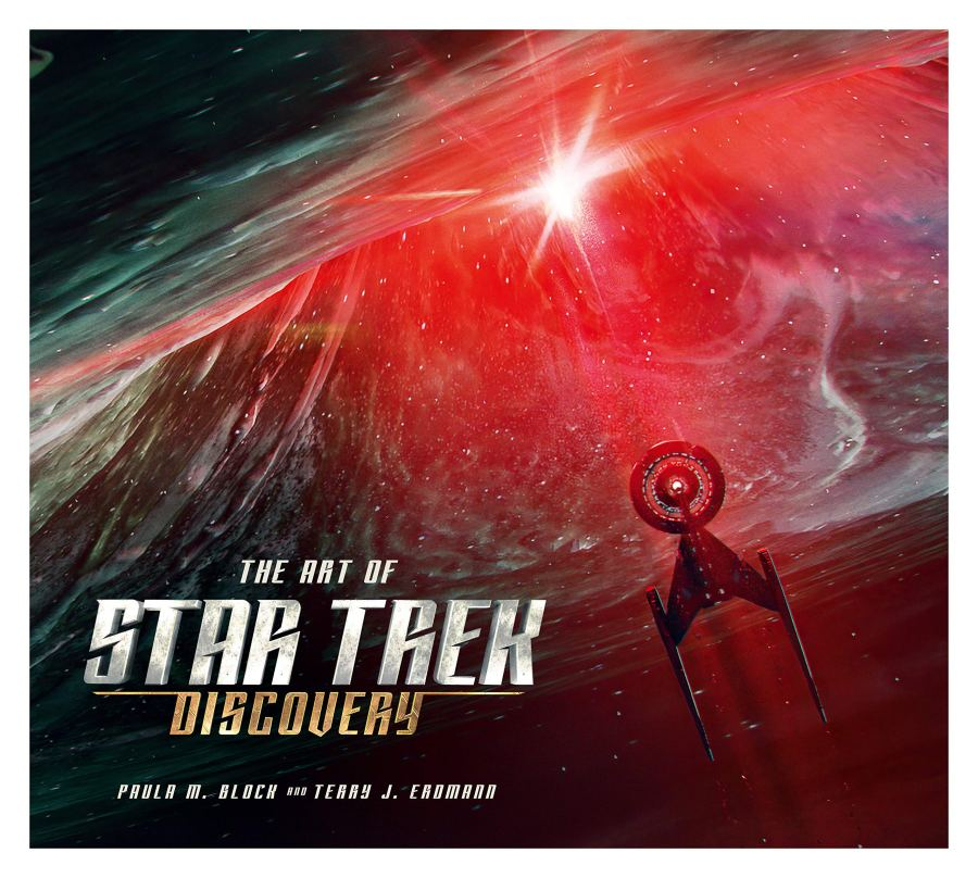 Out Today: The Art of Star Trek: Discovery