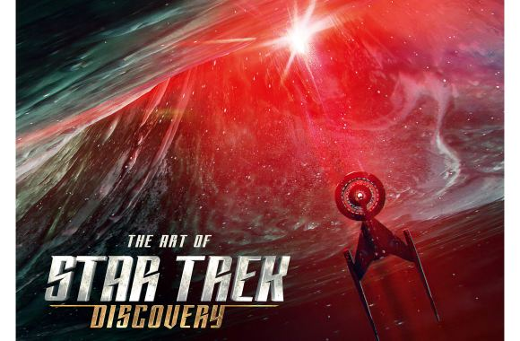 """The Art of Star Trek: Discovery"" Review by Blog.trekcore.com"