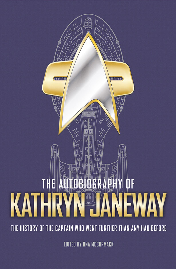 The Autobiography of Kathryn Janeway Review by Scifibulletin.com